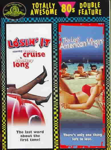 LOSIN IT & LAST AMERICAN VIRGIN BY MONOSON,LAWRENCE (DVD)